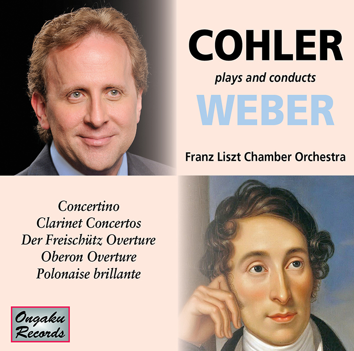 Cohler plays and conducts Weber